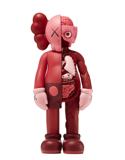 KAWS COMPANION BLUSH (FLAYED)  (OPEN EDITION)